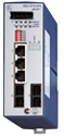 DIN rail Unmanaged Switch